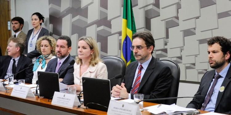 Senado Debate Fiscal Pedro Rossi