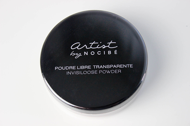 Poudre transparente libre Artist by Nocibé-5
