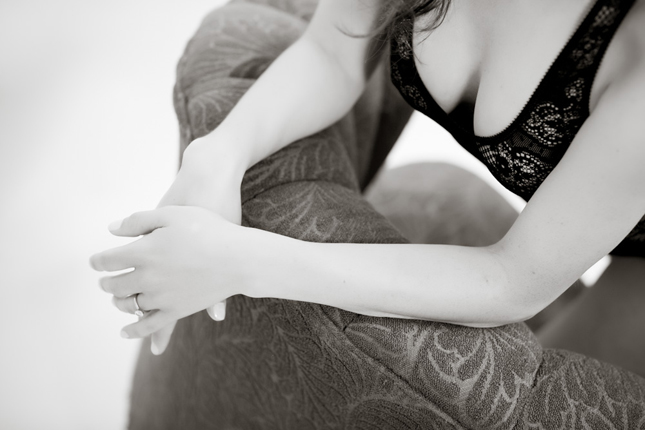 Miss J's Boudoir Photoshoot with Peekaboo Portland