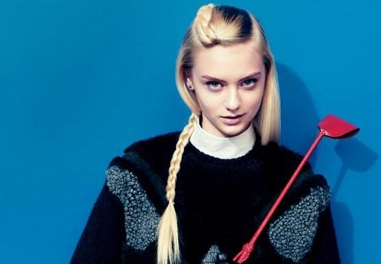 Grand Prix by Sebastian Kim for Teen Vogue, september 2012