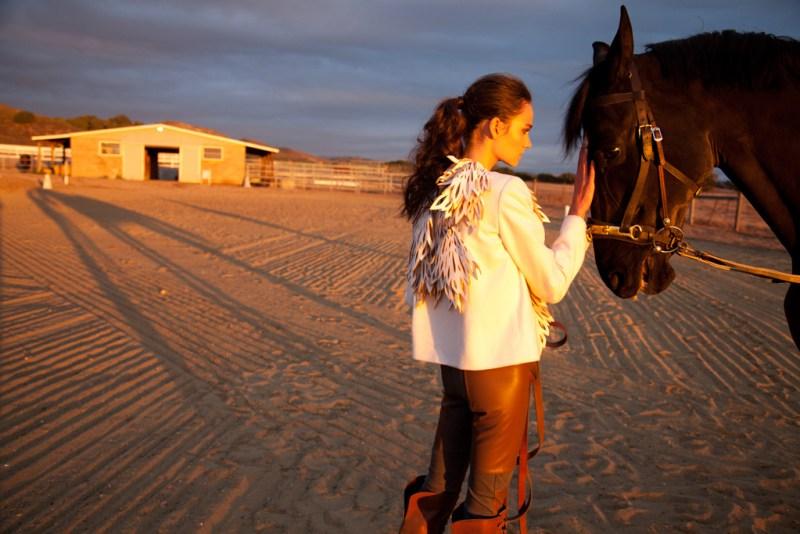 www.pegasebuzz.com   Rachel Finninger by Ari Abramczyk for Genlux, winter 2012