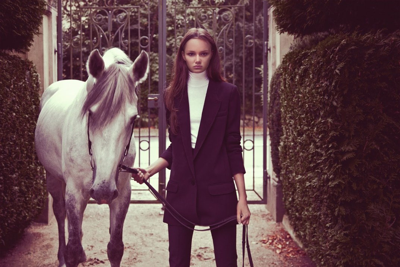 www.pegasebuzz.com | Lea by Lizette Mikkelsen for My Magazine #2 2013