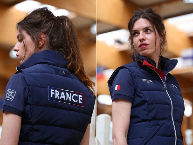 www.pegasebuzz.com   Harcour, fournisseur officiel de l'Equipe de France d'Equitation.