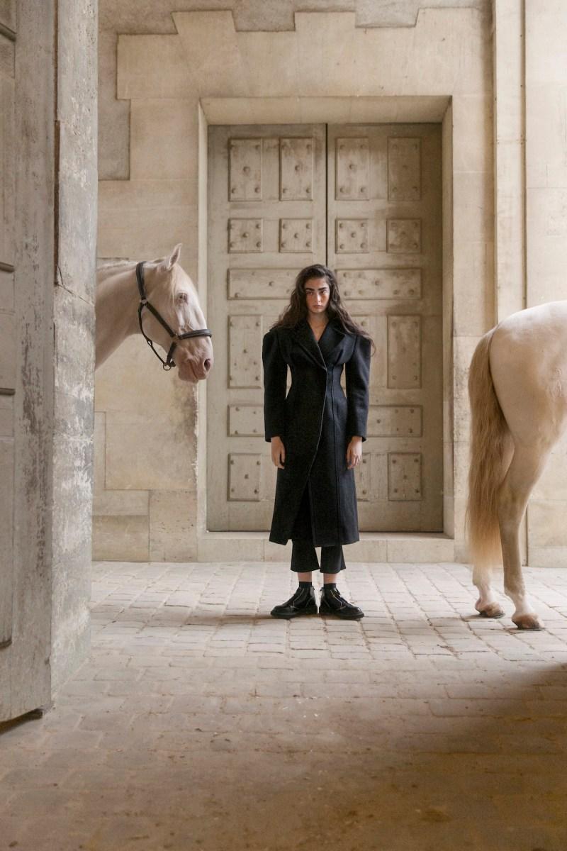 www.pegasebuzz.com | Alisha Nesvat by Charlotte Abramow for HONORE Magazine, fall-winter 2017