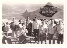 Greg Pikes Peak 1966_