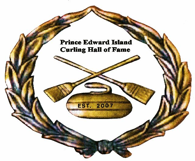 Hall of Fame pin/logo