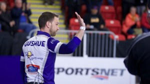 Gushue vs Koe is feature match at The National on Sportsnet at 1 pm