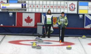 Birt loses close semi on last rock, Gushue advances to livestreamed 3 pm men's  final at Dave Jones Mayflower Classic