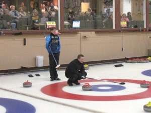 Pictures from Tankard Opening Ceremonies and Draw 2