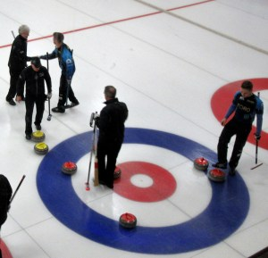 Casey rink wins first section final at PEI Tankard