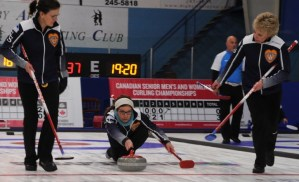 PEI men 1-1, women 0-2 following opening day play at national Seniors (Curling Canada)