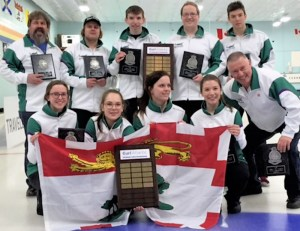 PEI men's and women's rinks sweep Atlantic Under 18 Curling Championships