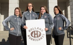 Holland Hurricanes finish with 2-5 record and pick up Fair Play award at CCAA nationals