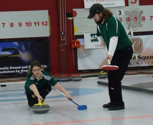 PEI's Smith/Holland duo pick up Canadian Mixed Doubles win over a pre-tournament favourite (Curling Canada)
