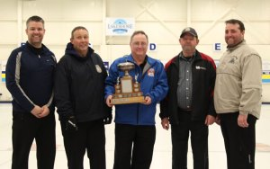 Host Nova Scotia wins their first-ever Canadian Firefighters title