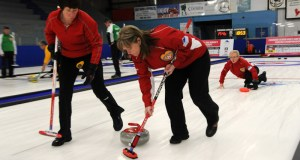 Championship round is underway at Everest Canadian Seniors (Curling Canada)