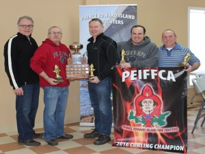 PEI opens with an extra-end win at Canadian Firefighters Ch'ship in Truro