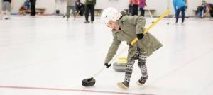 Curling 101 @ Montague Curling Rink