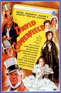 Cartel de la película David Copperfield
