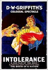 Cartel de la pelicula Intolerancia