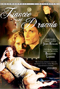 Cartel de la película La novia de Drácula
