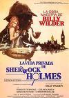 Cartel de la película La vida privada de Sherlock Holmes