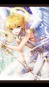 栽培少年 イラスト 歌う☆天使悪魔☆ フレーゼ