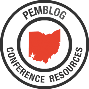 Circle PEMBlog Logo - Conference Resources