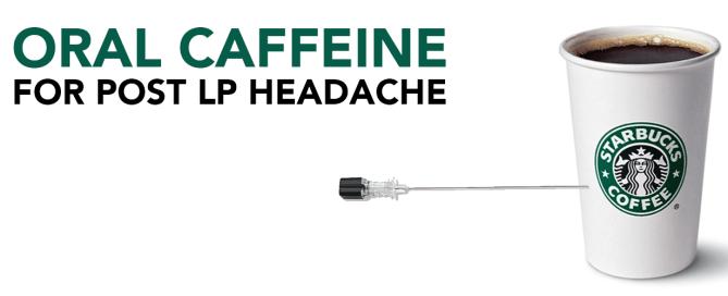 Post LP headache