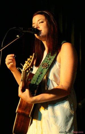 Hana Pestle, a Billings singer/songwriter who relocated to Los Angeles to launch her music career, returned home to perform to a sold-out audience at the Venture Theatre.