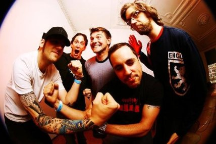 A Wilhelm Scream performs Sept. 7 at the Railyard