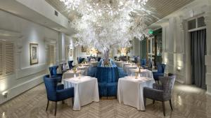 Macalister Mansion Dining Room Review