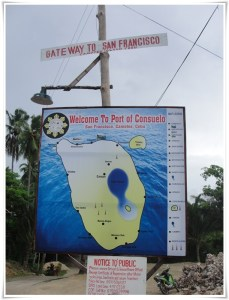 camotes island san francisco map