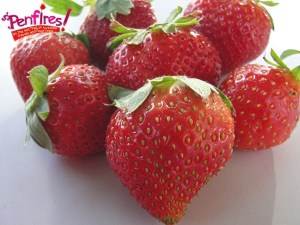 Strawberry from Baguio