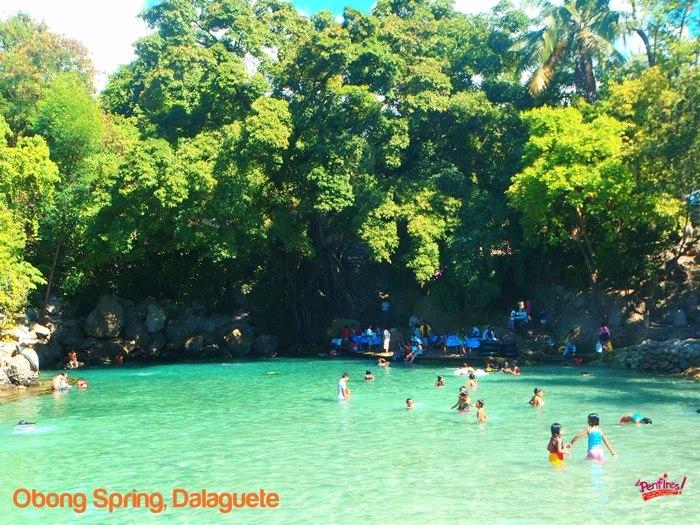 Day Trip at Obong Spring in Dalaguete Cebu Happy Summer!