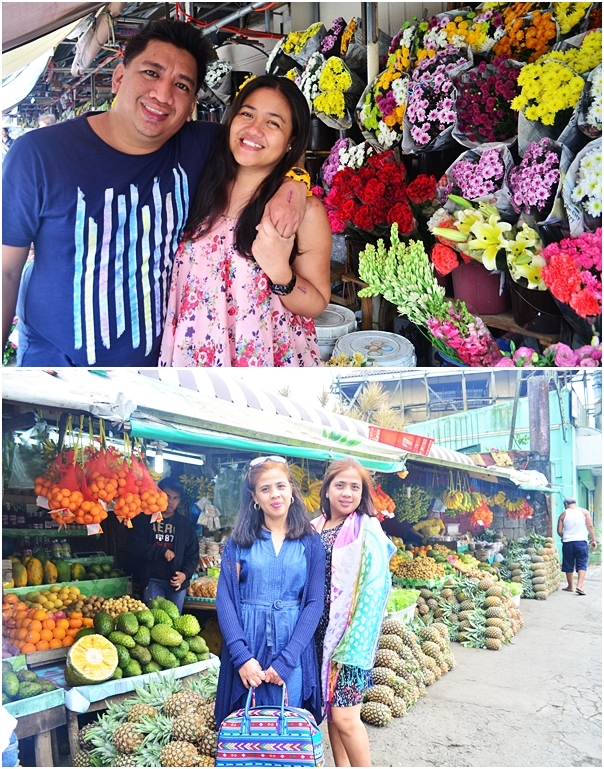 Tagaytay Flower and Fruit Stand Pasalubong