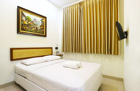 Bandung Central Guest House - www.booking.com