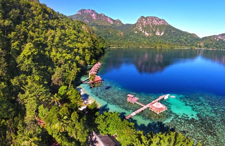 Ora Beach Eco Resort (sumber: exoticorabeach.com)