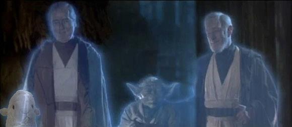 Meep in Star Wars Episode 6