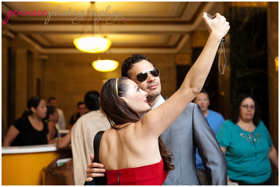 NYC City Hall Wedding Photography