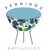 PENNINGS percussion Logo