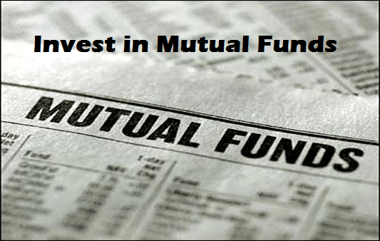 invest in mutual funds