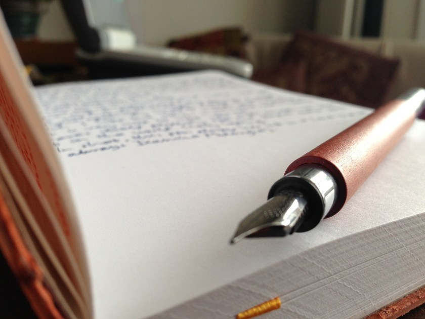 Faber-Castell Ambition fountain pen review