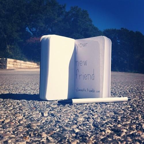 SlimNote notebook