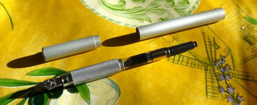 MUJI Fountain Pen internals