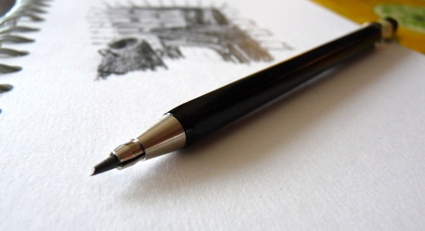 Koh-I-Noor Toison D'Or Clutch Pencil 2mm 5900 review
