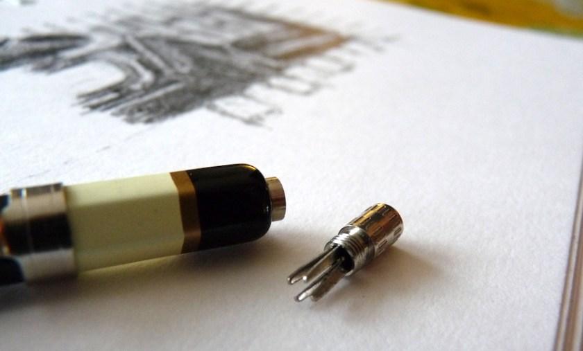 Koh-I-Noor Toison D'Or Clutch Pencil 2mm 5900 sharpener