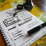 Kaweco Pearl Black ink review