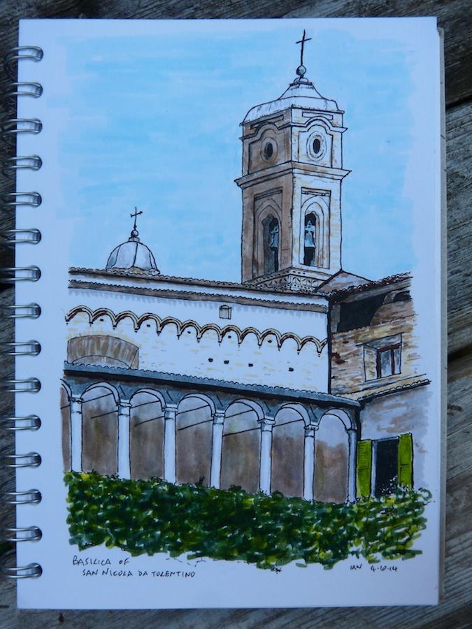Basilica of San Nicola da Tolentino small