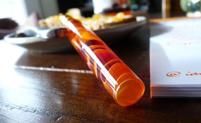 Twiss Marmalade end
